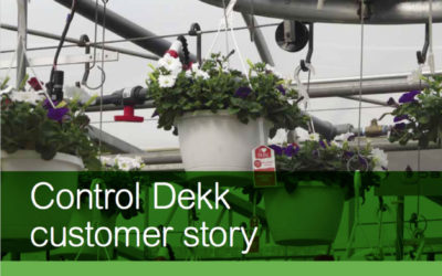 Innovative automated irrigation system cuts costs