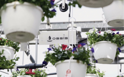 Control Dekk to Feature OASIS Irrigation System at Cultivate'20 Virtual